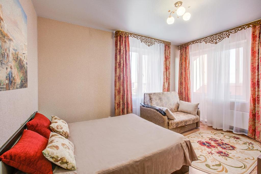 Апартаменты/квартира Апартаменты на Ленинском проспекте 124 Б - отзывы Booking