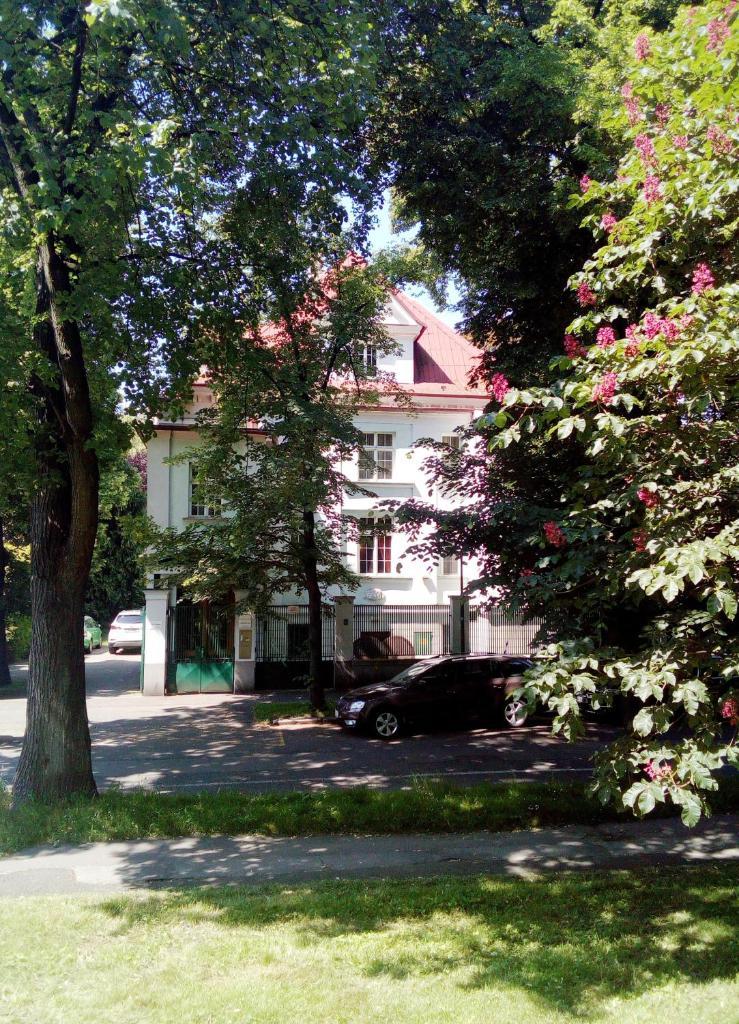Отель  Hotel Villa Ostrava 3+