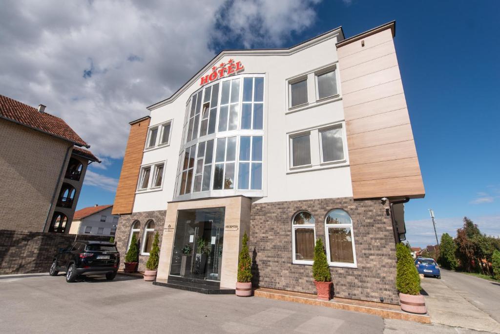 Отель Hotel Stari Krovovi - отзывы Booking
