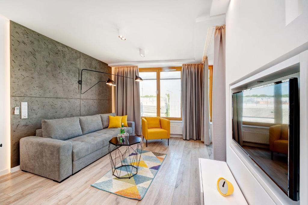Апартаменты/квартиры  Bed&Bath Boulevard Apartments  - отзывы Booking