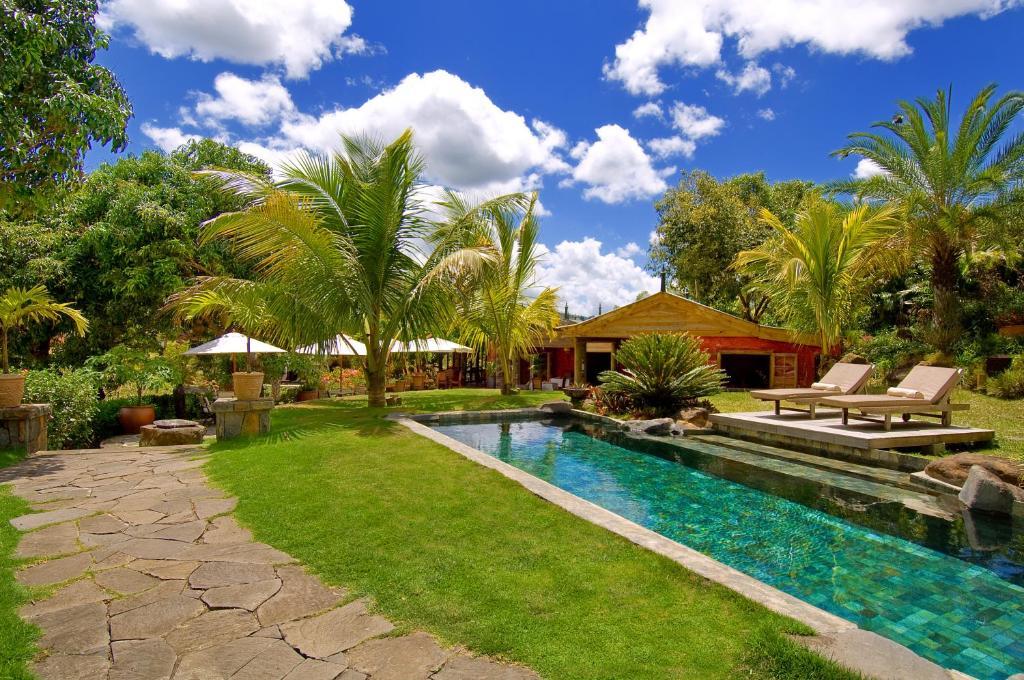 Лодж  Lakaz Chamarel Exclusive Lodge  - отзывы Booking