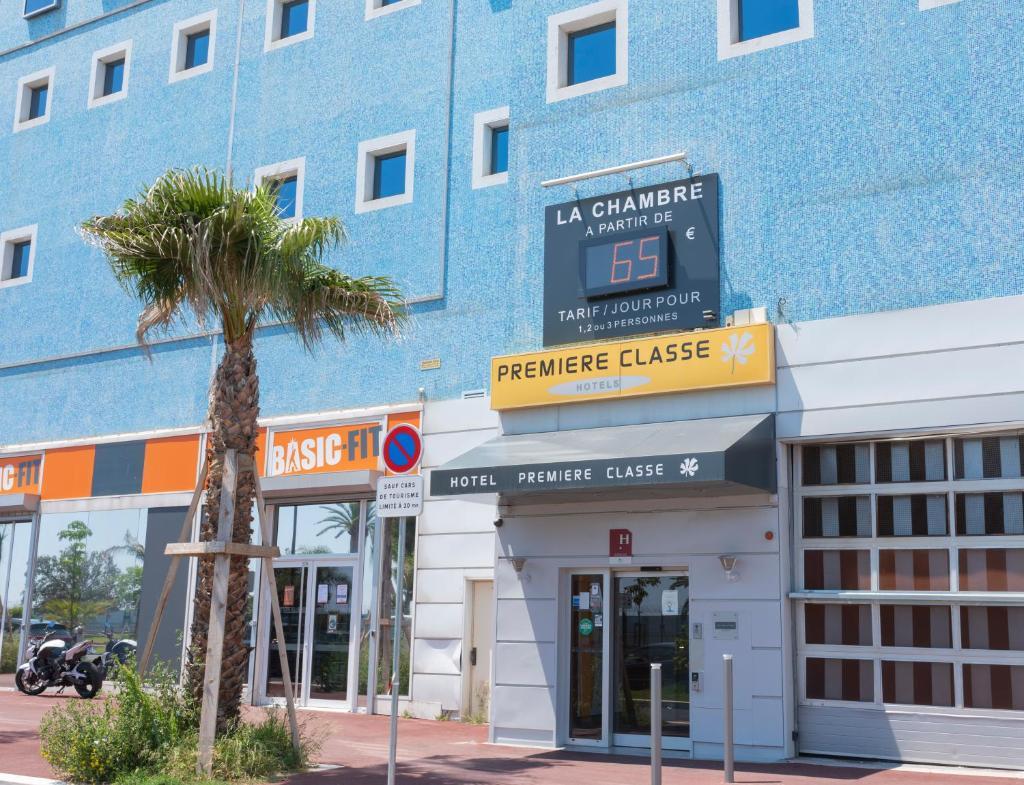 Отель  Premiere Classe Nice - Promenade des Anglais  - отзывы Booking
