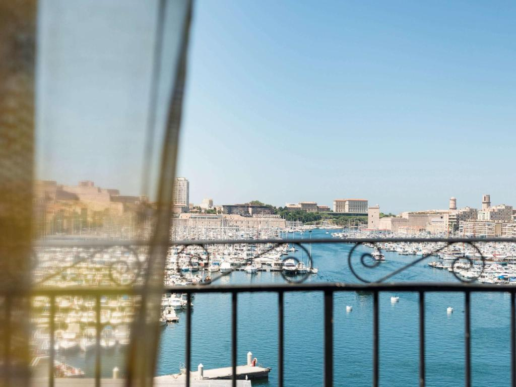Отель  Grand Hotel Beauvau Marseille Vieux Port - MGallery  - отзывы Booking