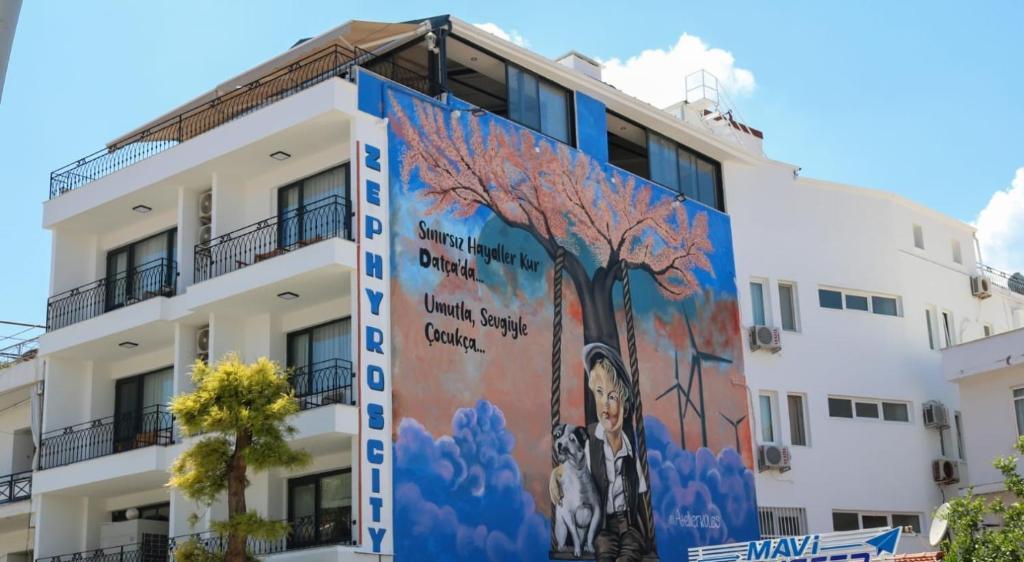 Отель  Zephyros City Otel
