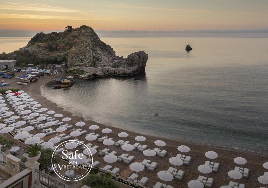 Отель  Mazzarò Sea Palace - VRetreats  - отзывы Booking