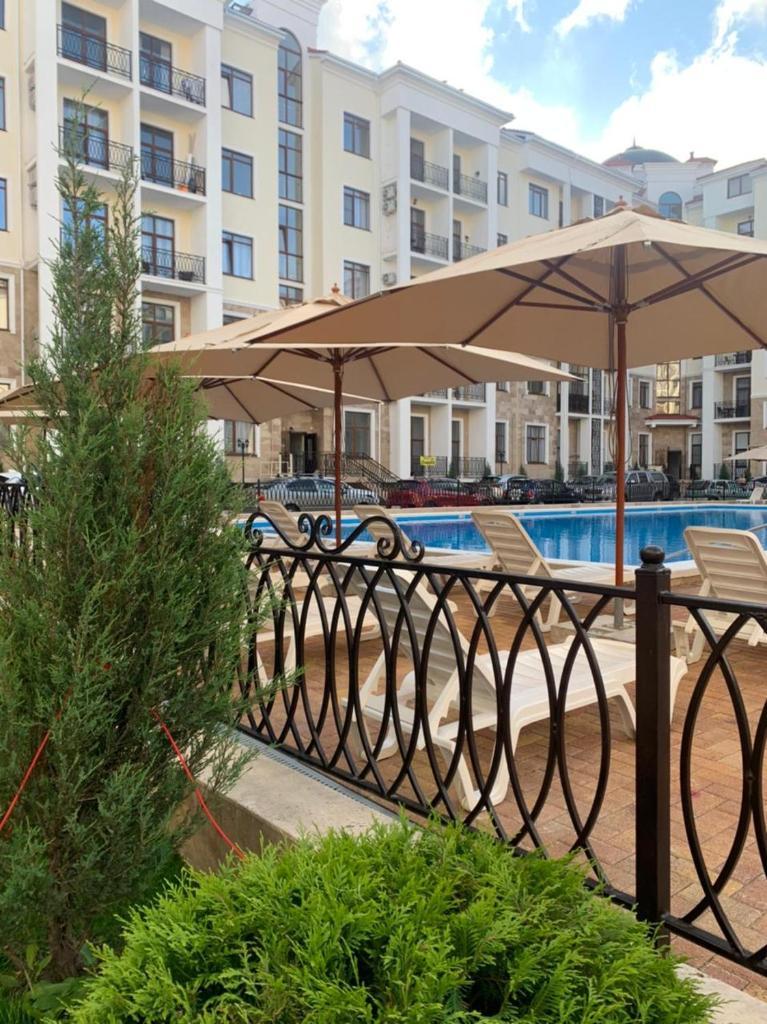 Апартаменты/квартира SummerHome - отзывы Booking
