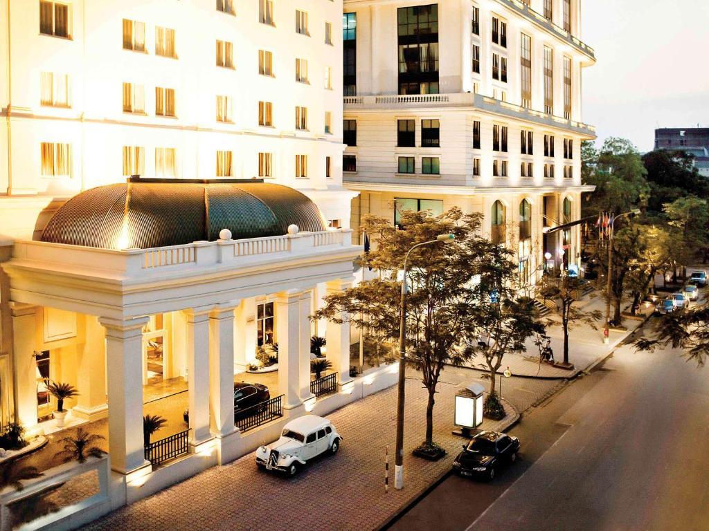 Отель Отель Mövenpick Hotel Hanoi