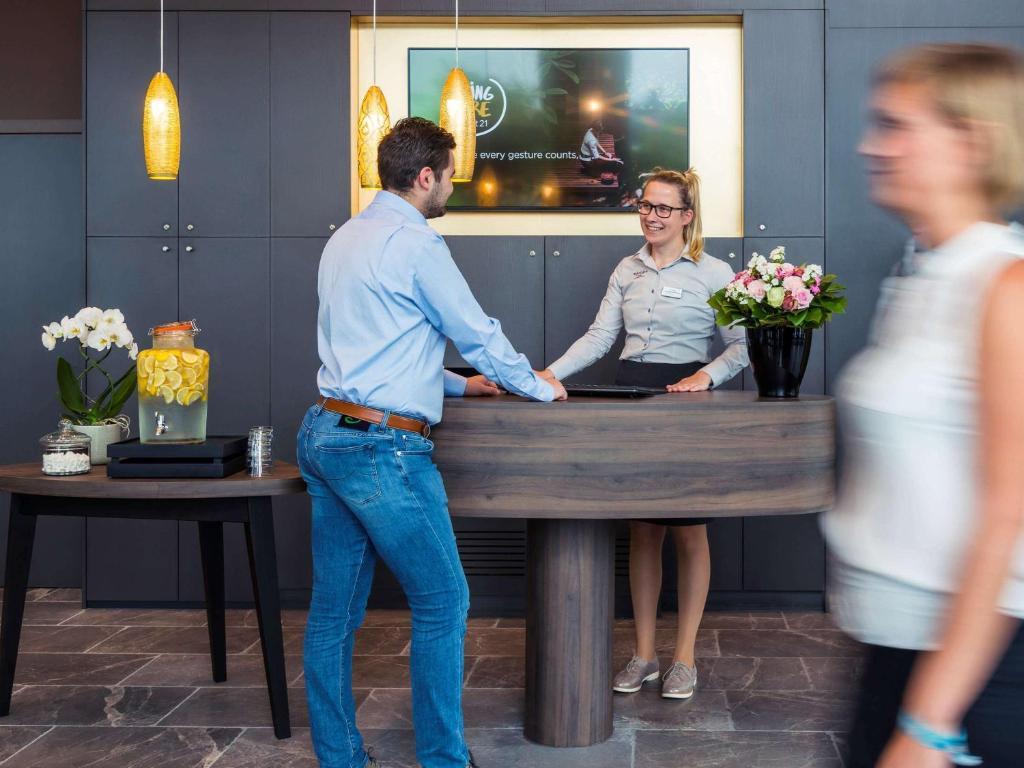 Отель  Hotel Mercure Blankenberge Station  - отзывы Booking