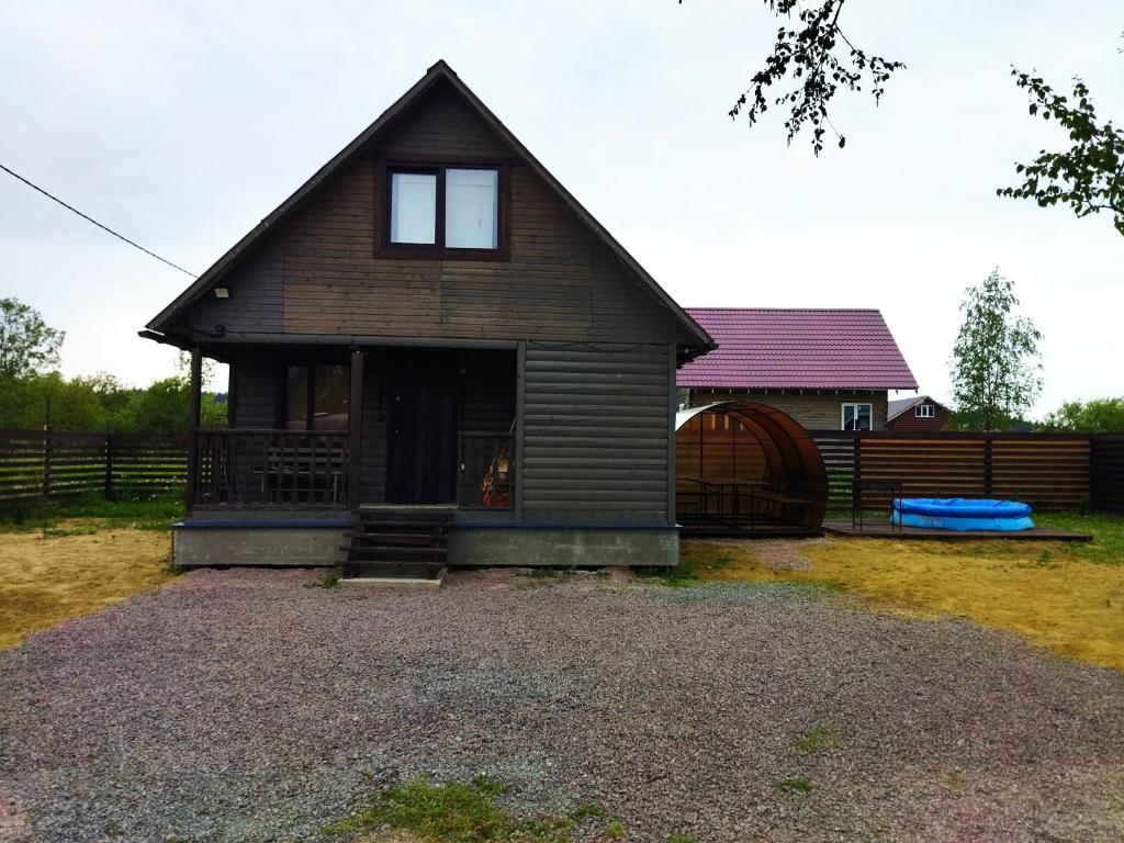 Дом для отпуска  Домик- Баня на Калевальской  - отзывы Booking