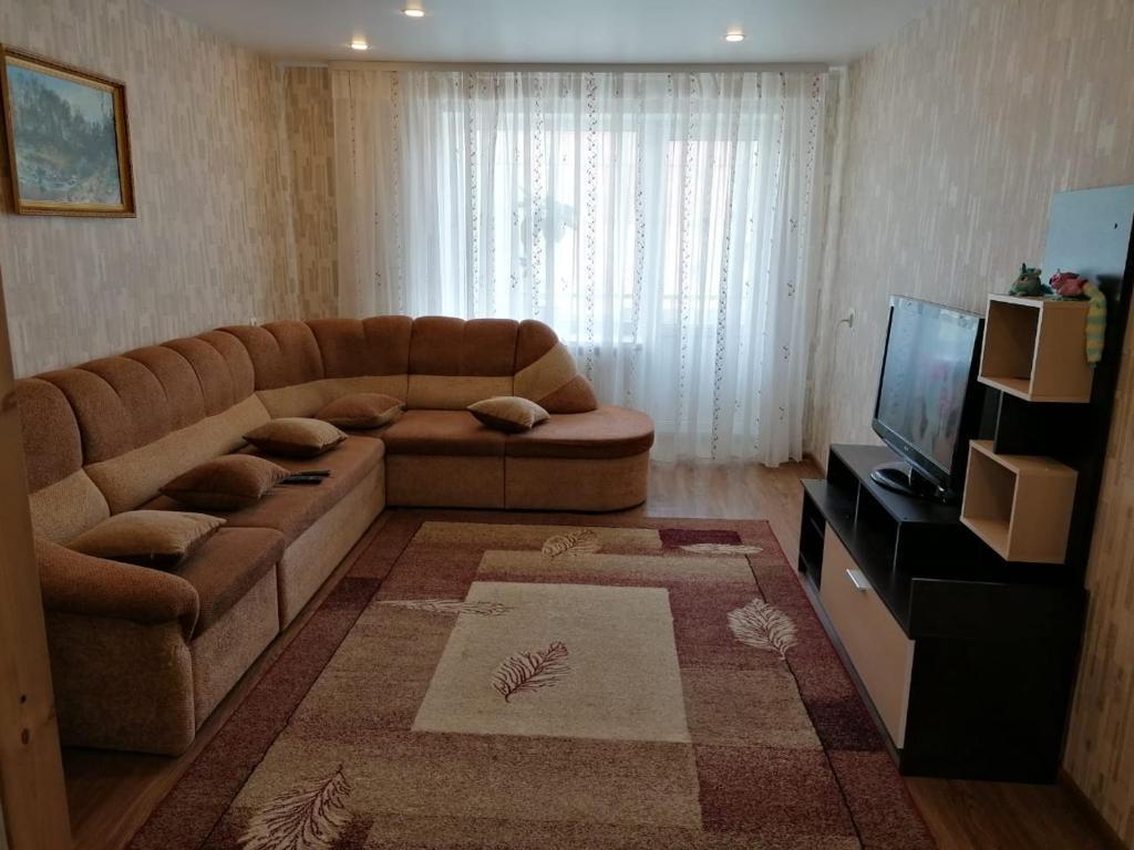 Апартаменты/квартира Apartment on Pobedy 1 - отзывы Booking