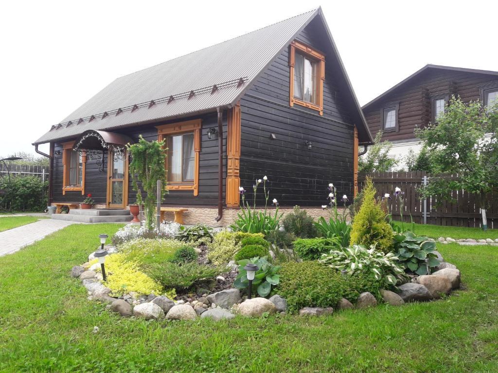 Дом для отпуска Дом для отдыха с сауной - отзывы Booking