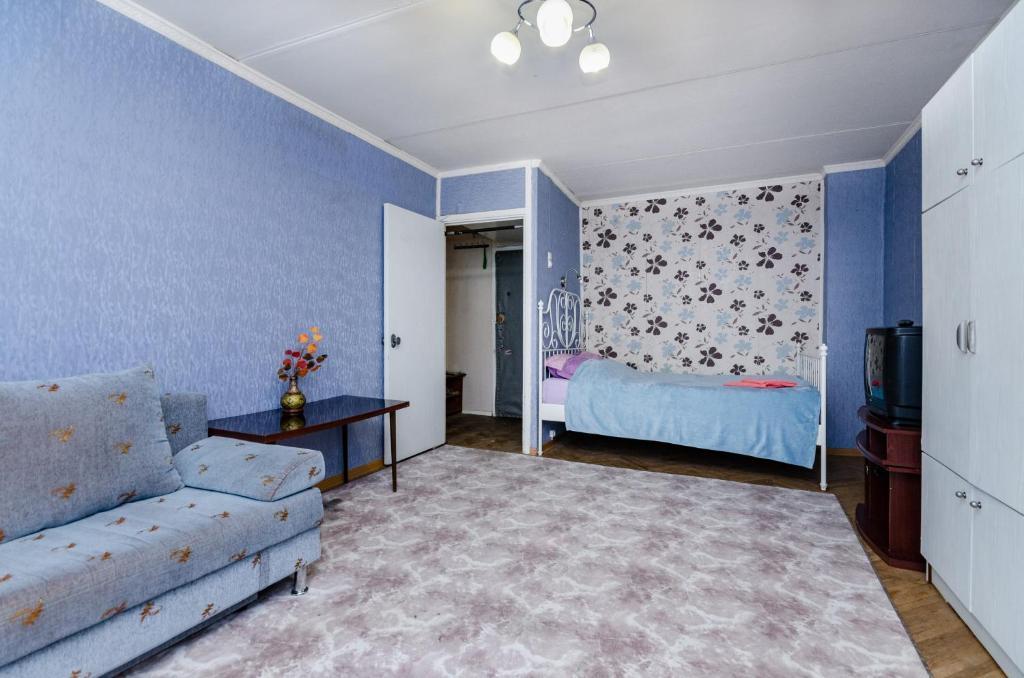 Апартаменты/квартира  Комфортная однушка на Кантемировской  - отзывы Booking
