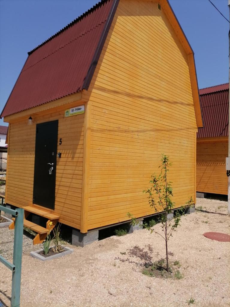 Апартаменты/квартира Уютный деревянный домик - отзывы Booking