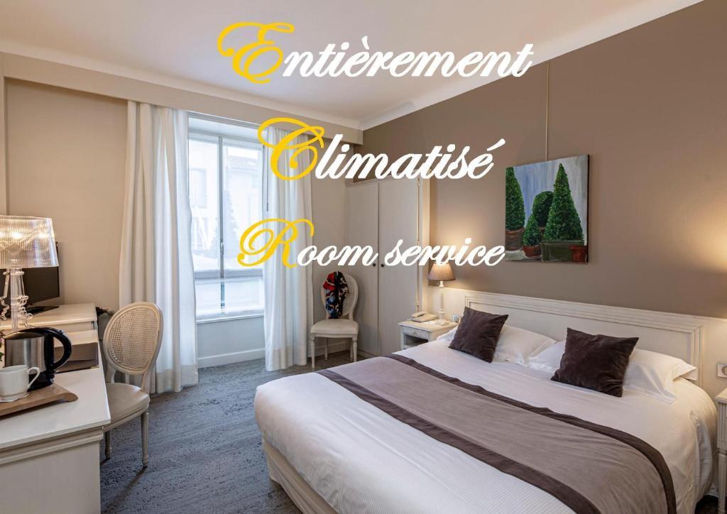 Отель Отель Best Western Grand Hotel De Bordeaux