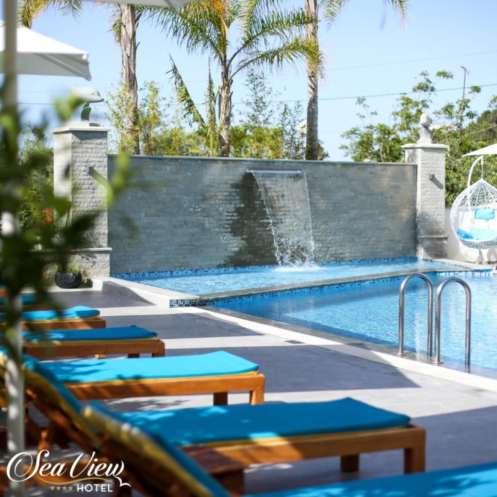 Отель  Sea View Hotel  - отзывы Booking