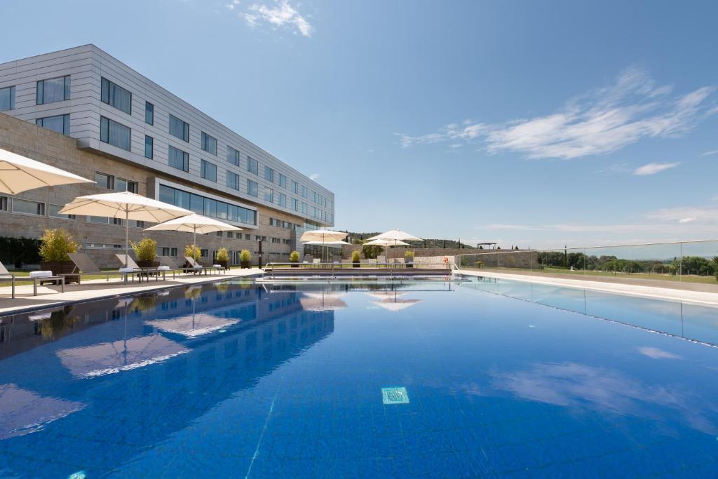Отель Eurostars Valbusenda Hotel Bodega & Spa - отзывы Booking