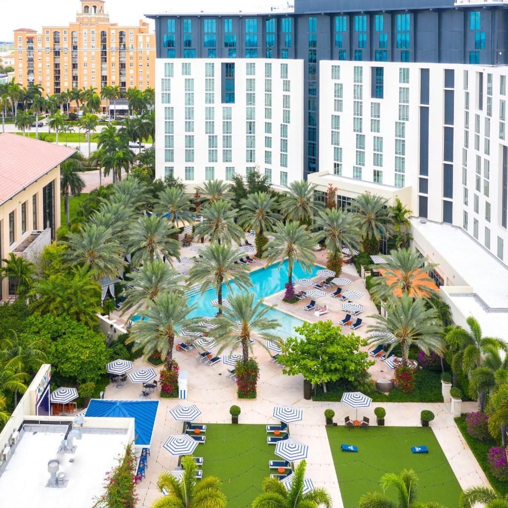 Отель  Hilton West Palm Beach  - отзывы Booking