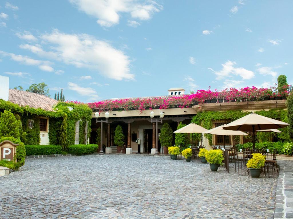 Отель  Отель  Camino Real Antigua