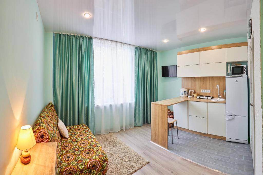 Апартаменты/квартира  Квартира студия  - отзывы Booking
