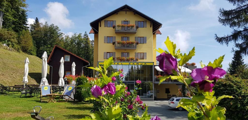 Отель  Hotel Zarja  - отзывы Booking