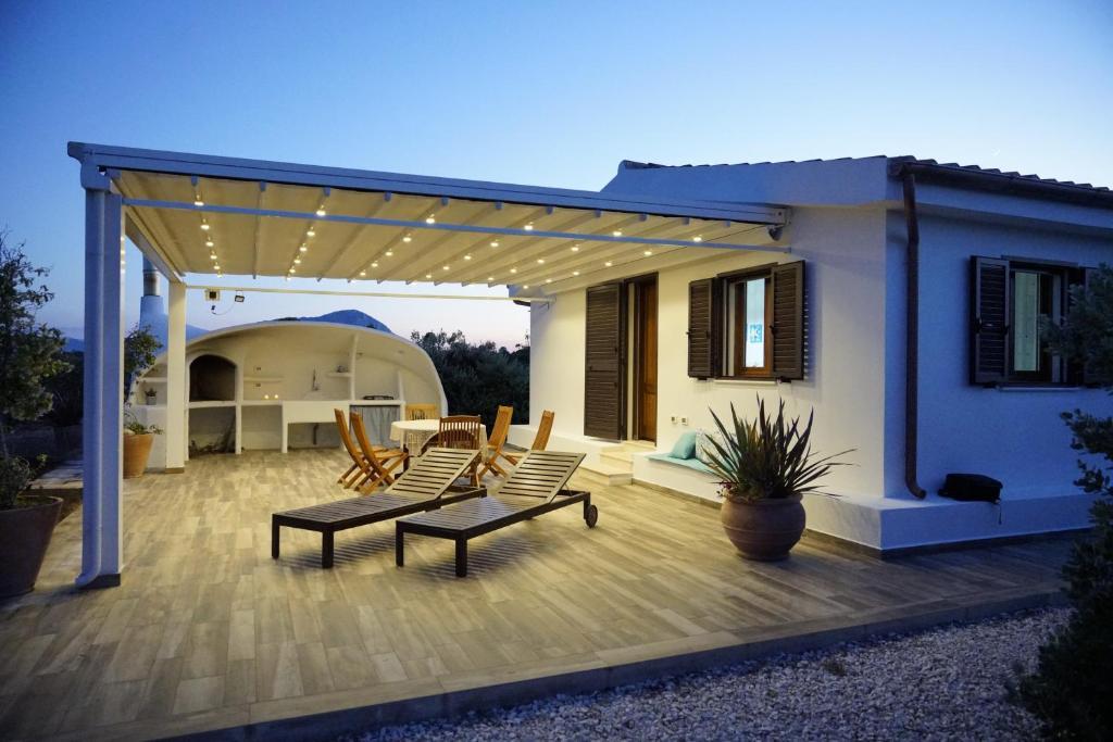 Дом для отпуска  Villa Da Luciana