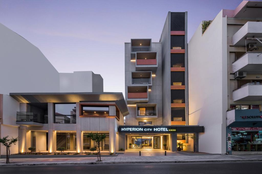 Отель  Hyperion City Hotel  - отзывы Booking
