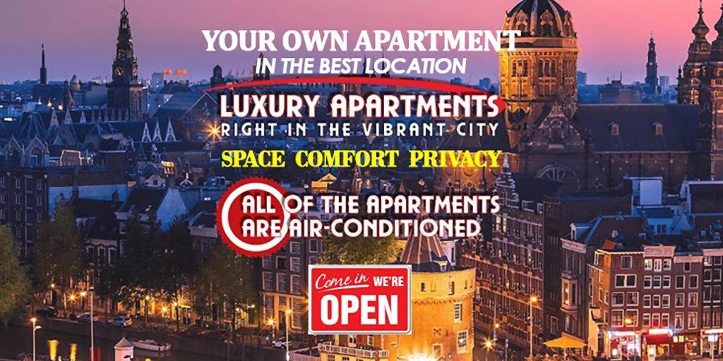Апарт-отель Amsterdam Nieuwmarkt Centrum Apartments - отзывы Booking