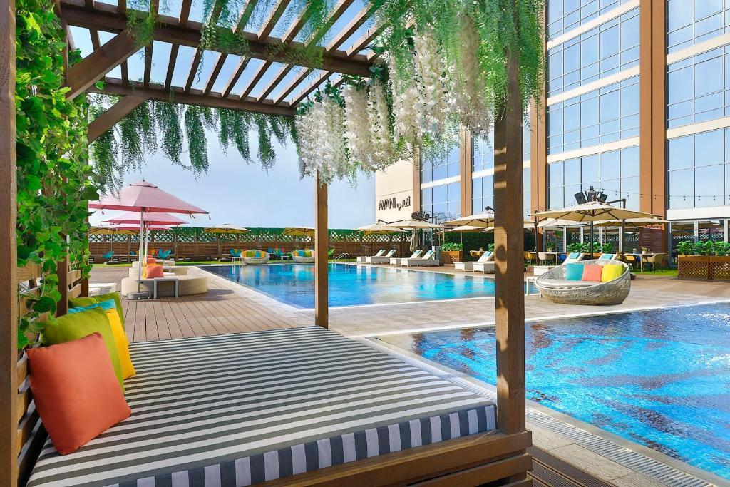 Отель Отель Avani Ibn Battuta Dubai Hotel