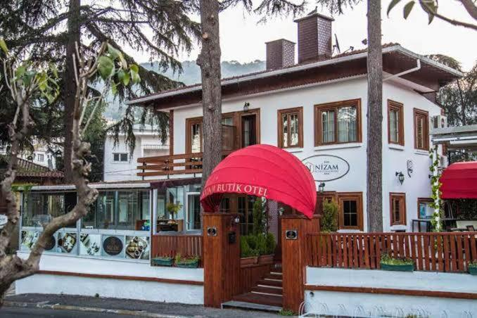 Отель  NİZAM BUTİK OTEL- BİSTRO  - отзывы Booking
