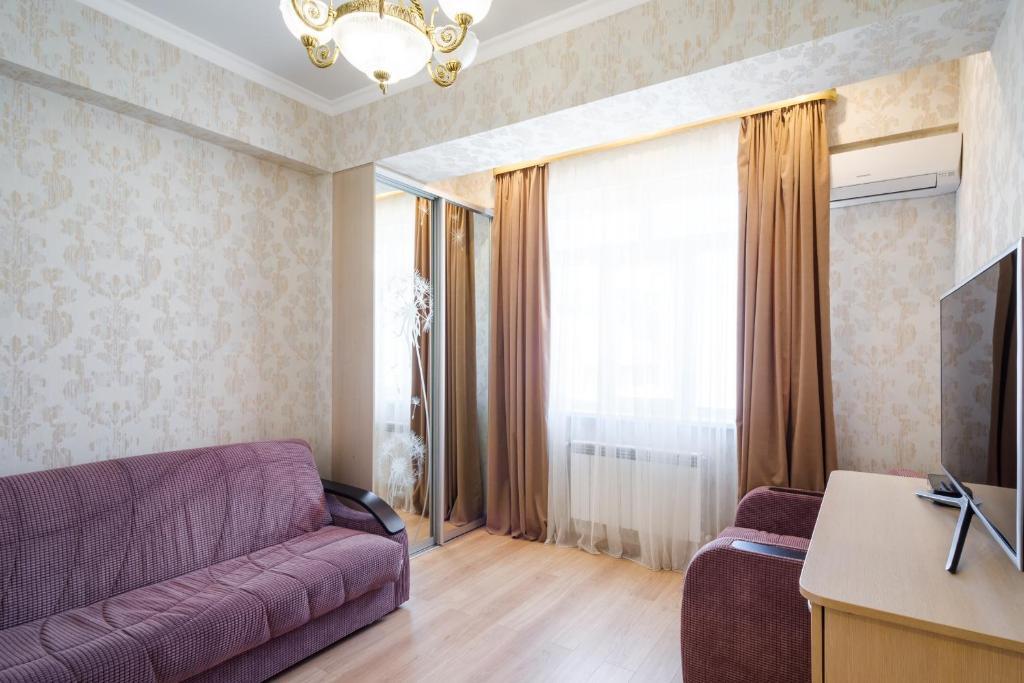 Апартаменты/квартиры  Apartments on Meteleva  - отзывы Booking