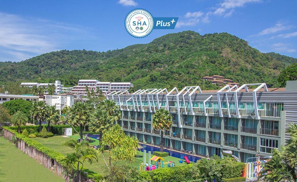 Отель Sugar Marina Resort - ART - Karon Beach - SHA Plus - отзывы Booking