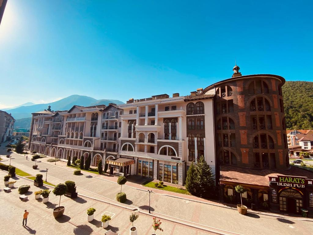 Апартаменты/квартиры  Gorky Gorod Apartment  - отзывы Booking