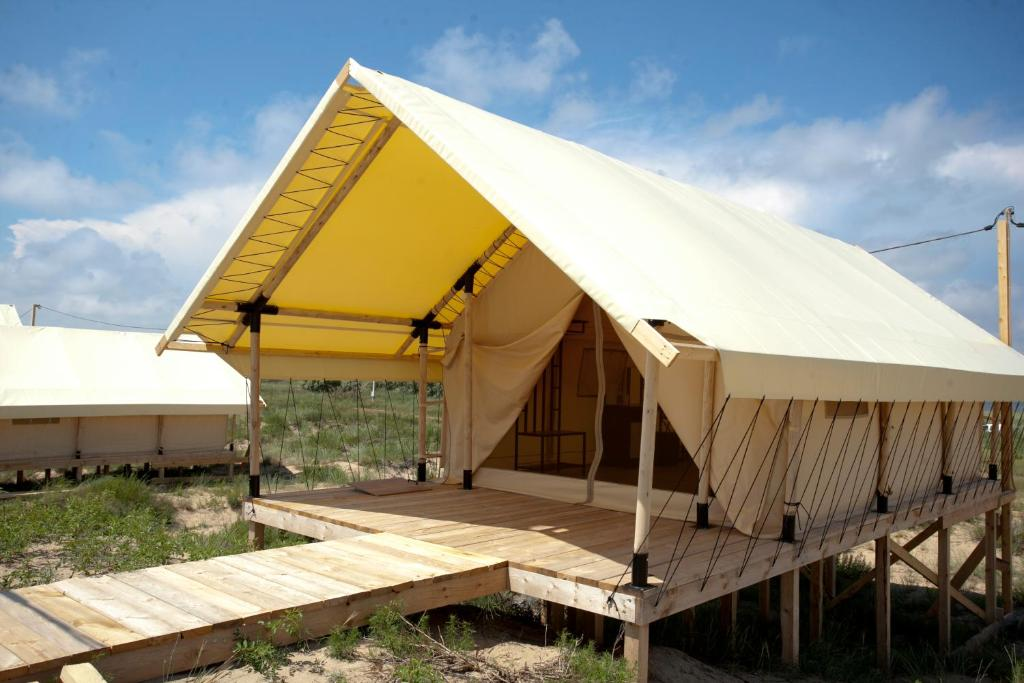 Люкс-шатер  Beta глэмпинг  - отзывы Booking