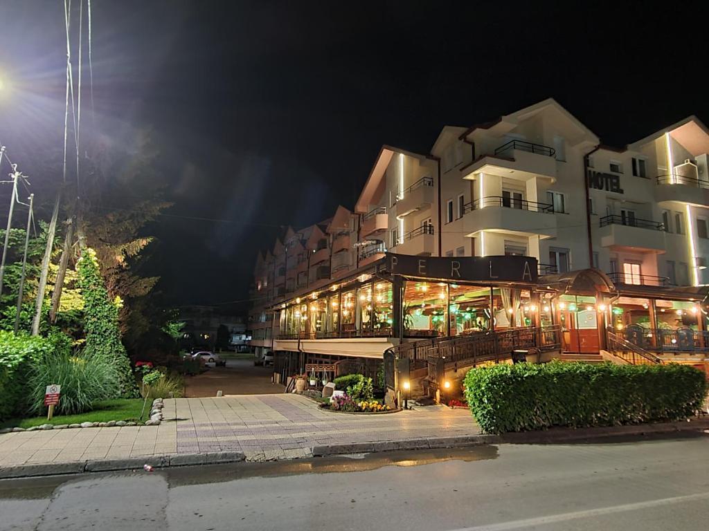 Отель  Hotel PERLA Struga  - отзывы Booking