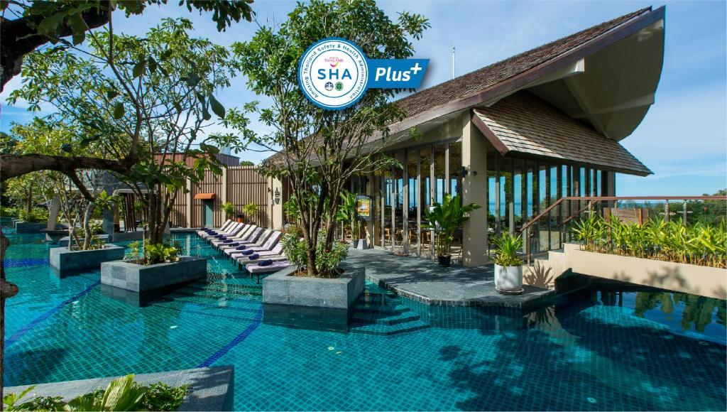 Курортный отель  Mandarava Resort and Spa, Karon Beach - SHA Plus  - отзывы Booking