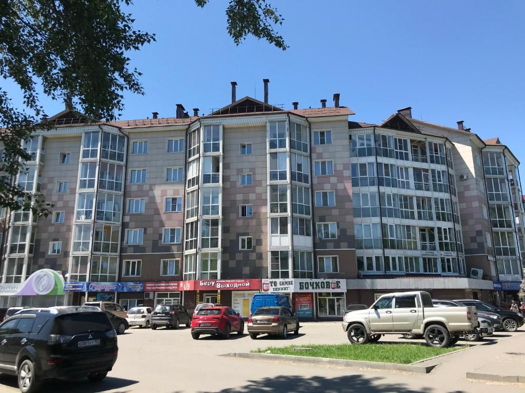 Апартаменты/квартира  Апартаменты Берёзки