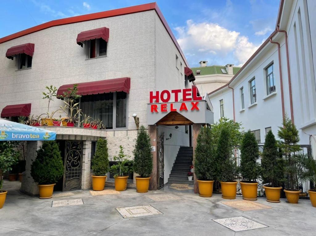 Отель Hotel Relax City Center - отзывы Booking