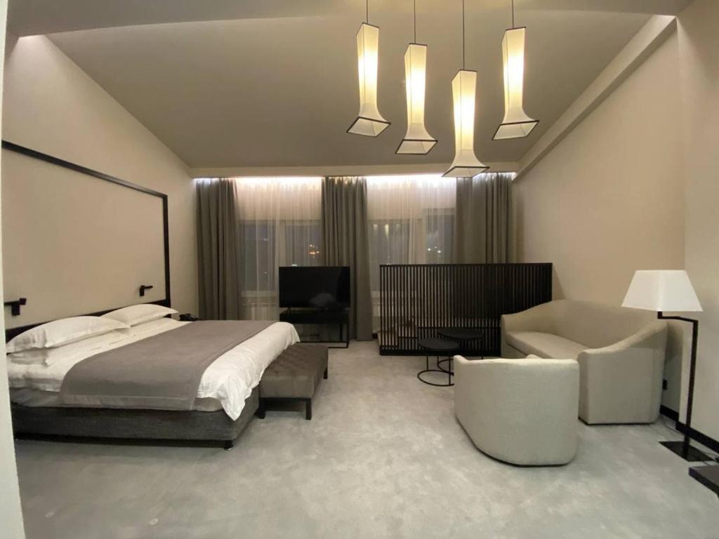 Отель  Чингисхан  - отзывы Booking