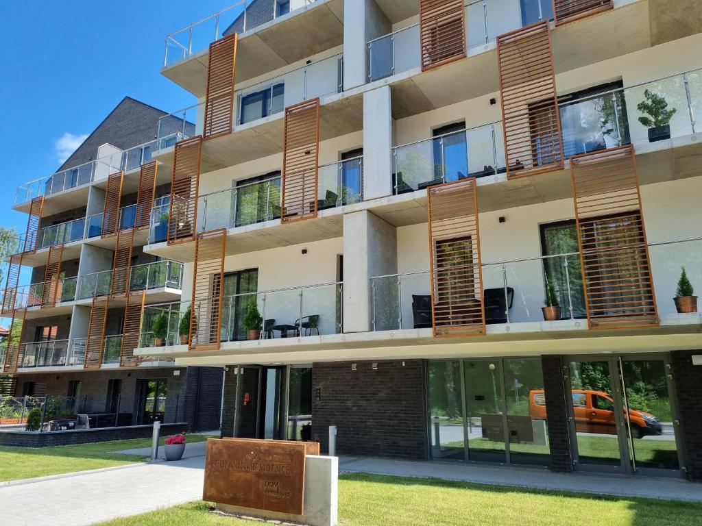 Апартаменты/квартира  LAGUNA Apartament Polanica Residence 29  - отзывы Booking