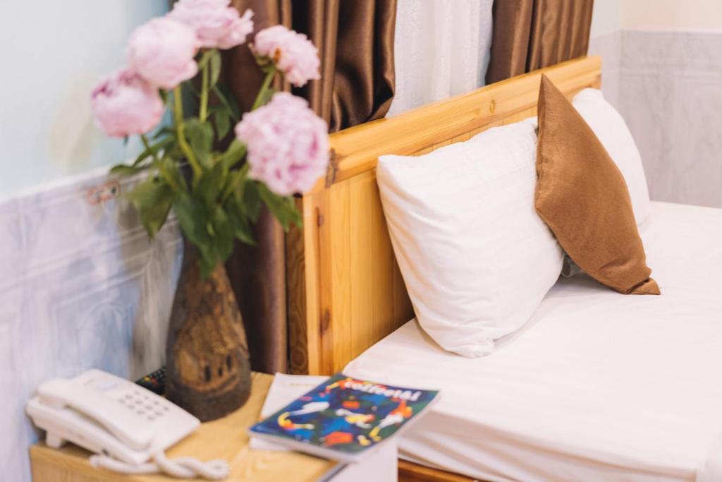Отель Mỹ Hy Hotel Dalat - отзывы Booking