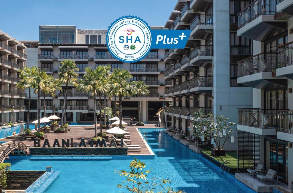 Отель Baan Laimai Beach Resort & Spa - SHA Plus