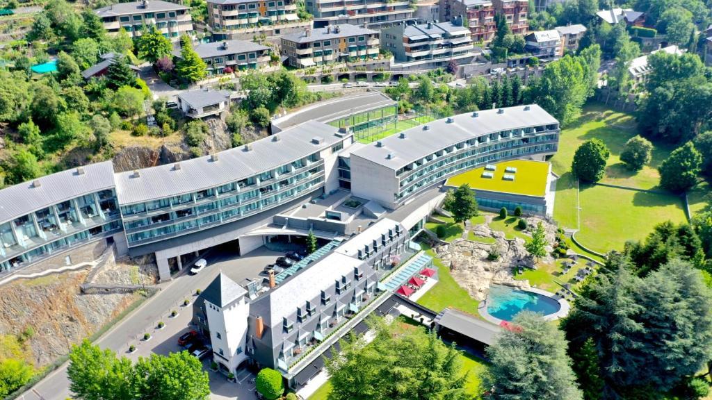 Отель  Andorra Park Hotel  - отзывы Booking