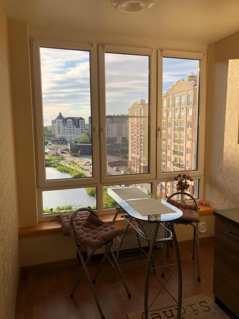 Апартаменты/квартира  Апартаменты Кранц Парк с видом на озеро  - отзывы Booking