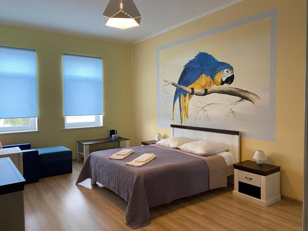 Отель Отель Остров Сокровищ - отзывы Booking
