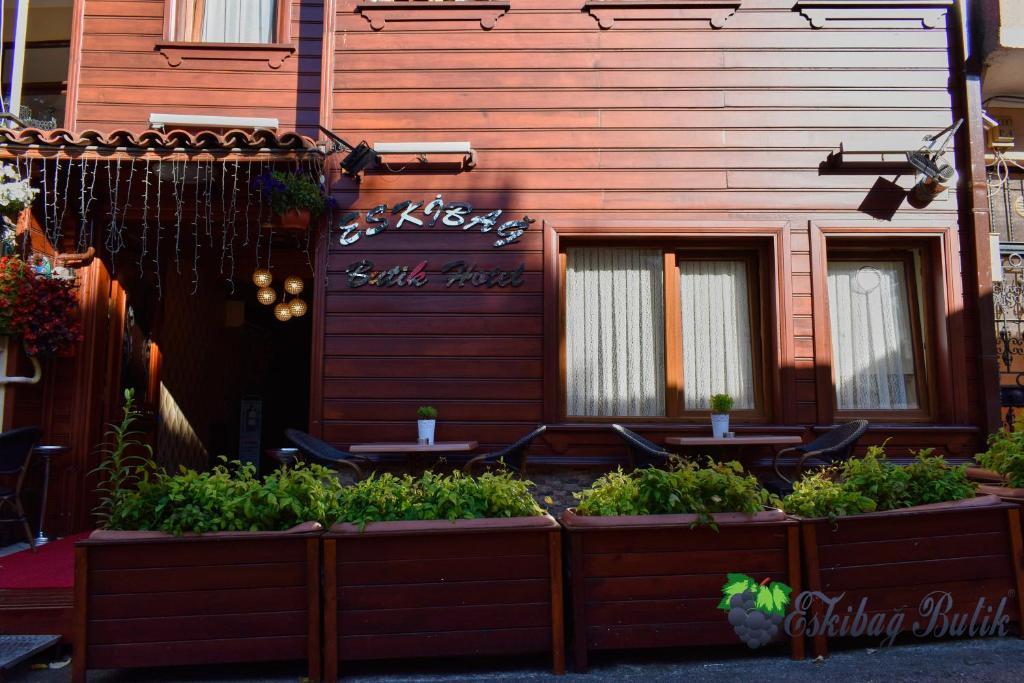 Отель  Eskibağ Butik Hotel  - отзывы Booking
