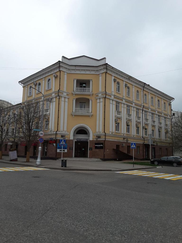 Отель Отель Отель НОХЧОСТАР