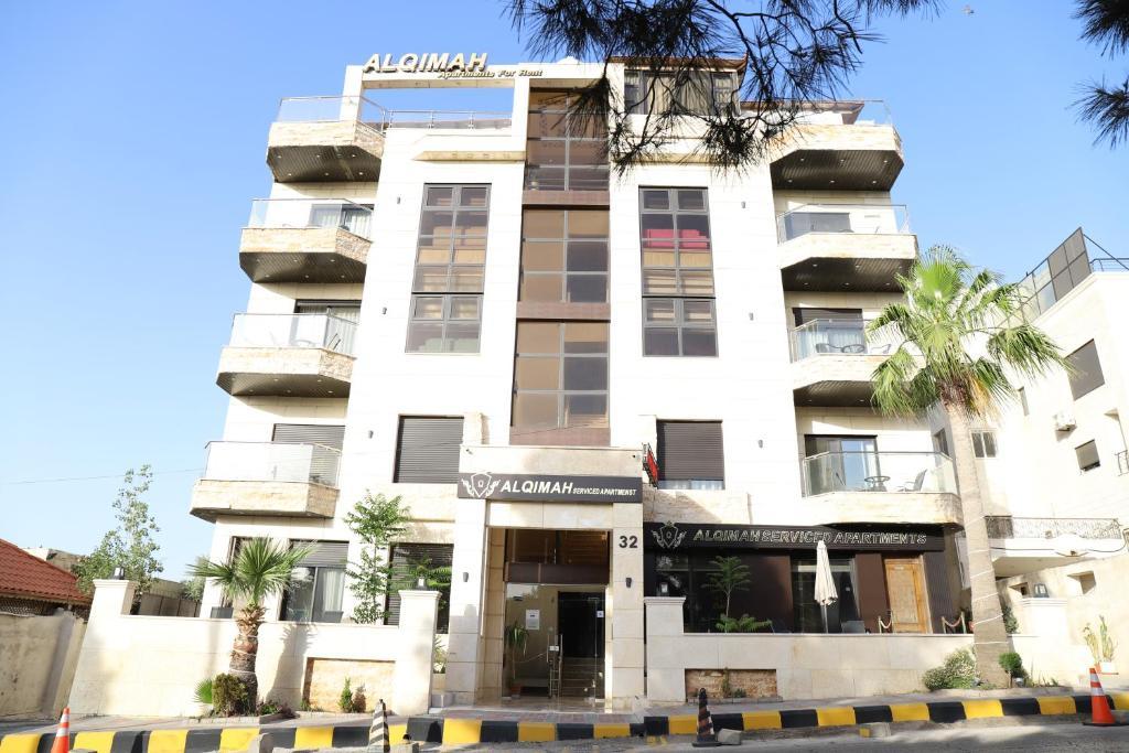 Отель Отель AlQimah Hotel