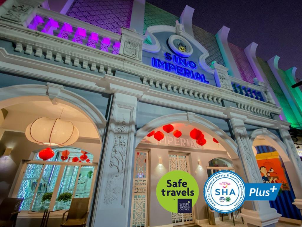 Отель Sino Imperial Phuket - SHA Plus - отзывы Booking