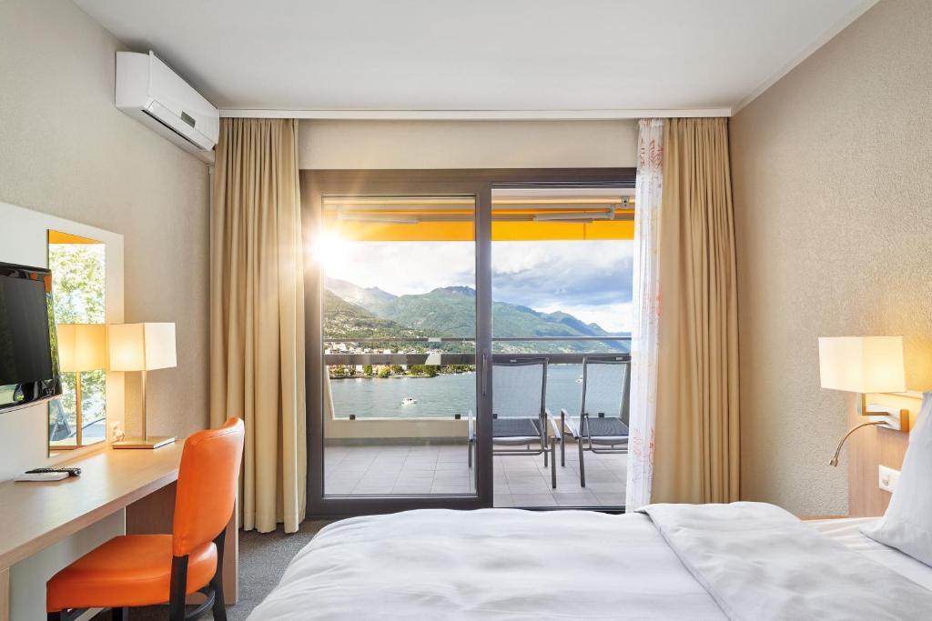 Отель H4 Hotel Arcadia Locarno - отзывы Booking