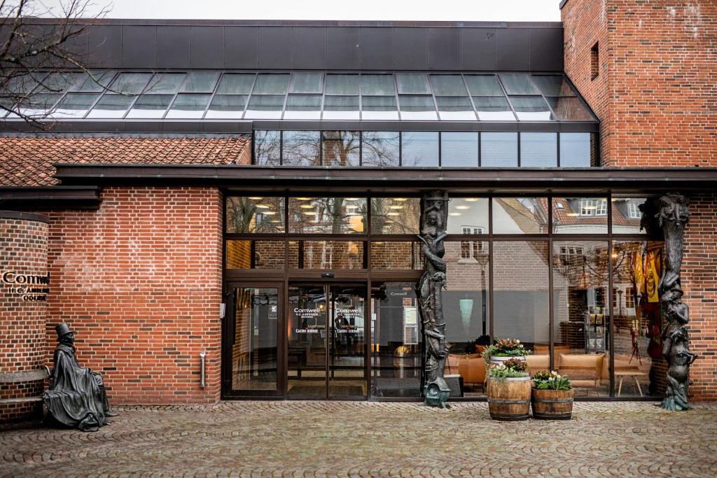 Отель  Comwell H. C. Andersen Odense  - отзывы Booking